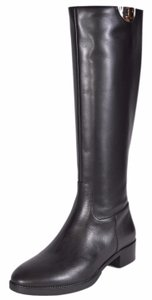 Tory Burch Riding Knee High Black Boots
