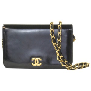 Chanel Wallet Chain Woc Cross Body Bag