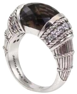 Judith Ripka Smoky Quartz Ring