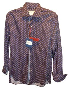 Robert Graham Shirt Button Down Shirt Multi-Color