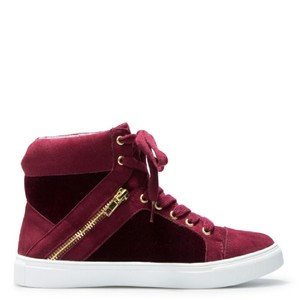 ShoeDazzle Bordeaux Athletic