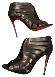 Christian Louboutin Heels Black Sandals