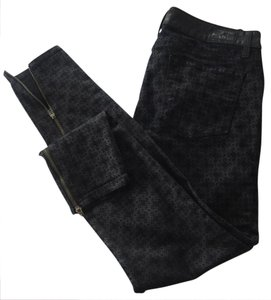 Level 99 Skinny Jeans-Coated