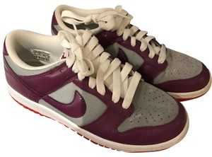Nike grey and purple Athletic
