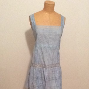 Sundance short dress Blue on Tradesy