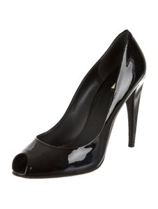 Miu Miu Gloss High Heels 9 Black Pumps