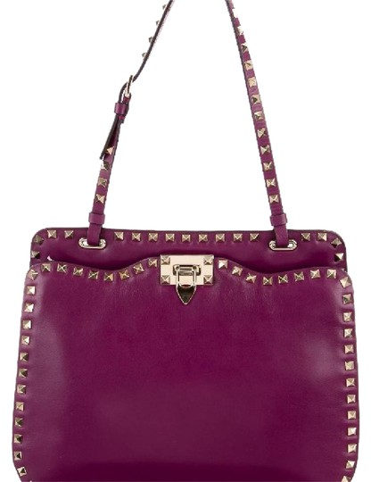 Preload https://img-static.tradesy.com/item/20502808/valentino-rockstud-shoulder-magenta-purple-leather-hobo-bag-0-2-540-540.jpg