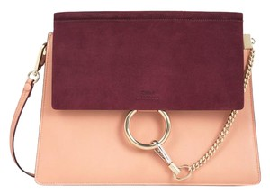 Chloé Faye Medium Faye Cross Body Bag