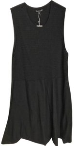 Eileen Fisher Wool Washable Knit Versatile Dress