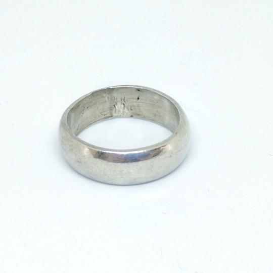 DeWitt's Sterling Silver Band 6.1 grams Size 7 1/4 Image 1