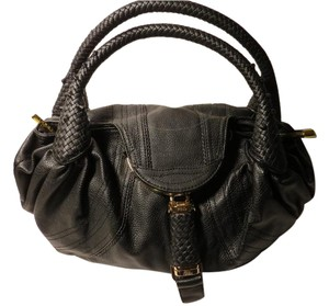 Fendi Spy Vintage #monogram Hobo Bag