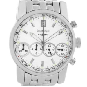 Eberhard Reduced by $2000+! Eberhard Chrono SSChronograph Mens Watch 31041