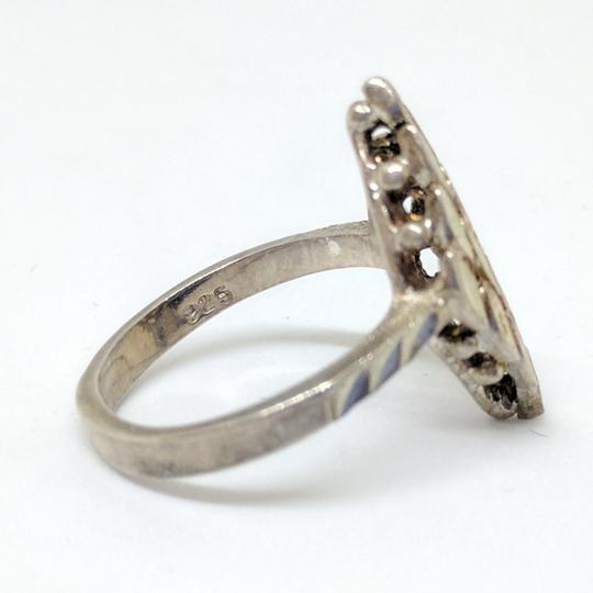 DeWitt's Sterling Silver Ring 3.7 grams Size 7 Image 1