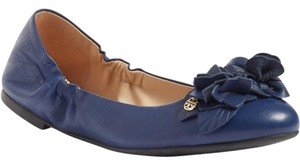 Tory Burch navy sea Flats