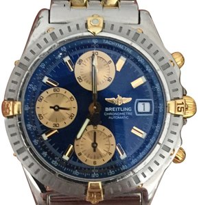 Breitling Breitling Breitling Chronomat 18K Men's Gold/Stainless Steel Watch