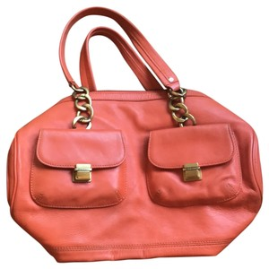 Juicy Couture Tote in Orange
