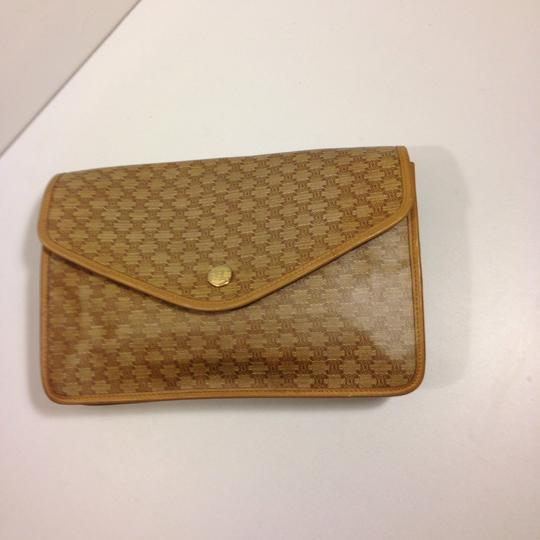 Céline Brown Clutch Image 1
