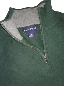 Lands' End Land's Mens Pullover Sweater