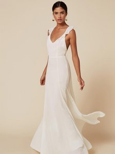 Reformation Isabella Dress Wedding Dress