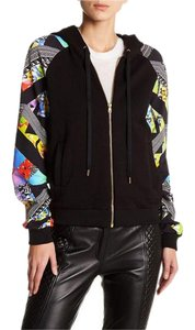 Versace Hoodie Long Sleeve Zip Up Jacket