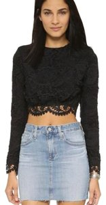 Stone Cold Fox Top black