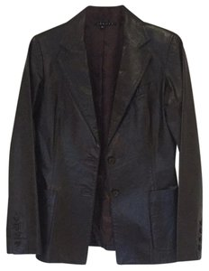 Theory chocolate Blazer