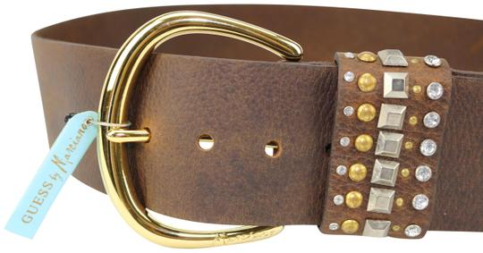 Preload https://img-static.tradesy.com/item/20503928/guess-by-marciano-brown-size-small-studded-funky-belt-0-5-540-540.jpg