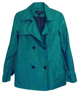 Style & Co Raincoat