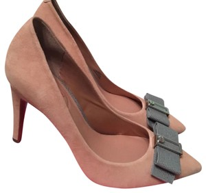 Isaac Mizrahi natural Pumps