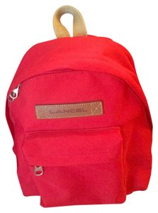 Lancel Paris Water-repellant Chic Sporty Backpack