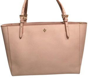 Tory Burch Extra Large Large Xl Tote in Pink