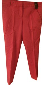 New York & Company Capri/Cropped Pants Hot pink