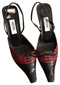 Moschino Black and red Formal