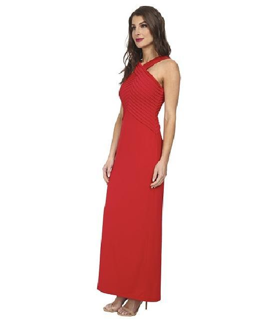Calvin Klein Maxi Women Dress Image 1