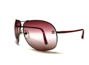 Chanel NEW CH 4193 (color) SILVER PILOT CHANEL SUNGLASSES - FREE 3 DAY SHIPPING