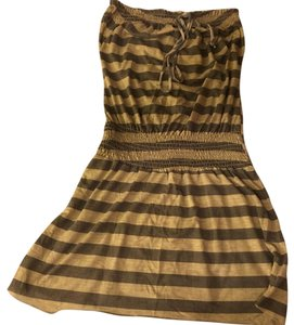 Charlotte Russe short dress brown on Tradesy