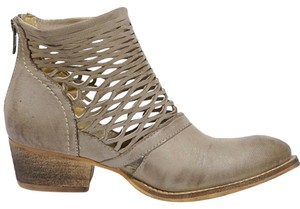 rebels Stone Grey Boots
