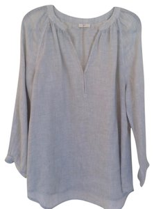 Joie Top Light Blue, green