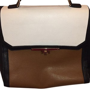 White House | Black Market Satchel in nude