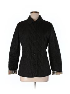 Burberry Black Jacket