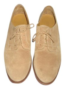 Cole Haan Womens tan Flats