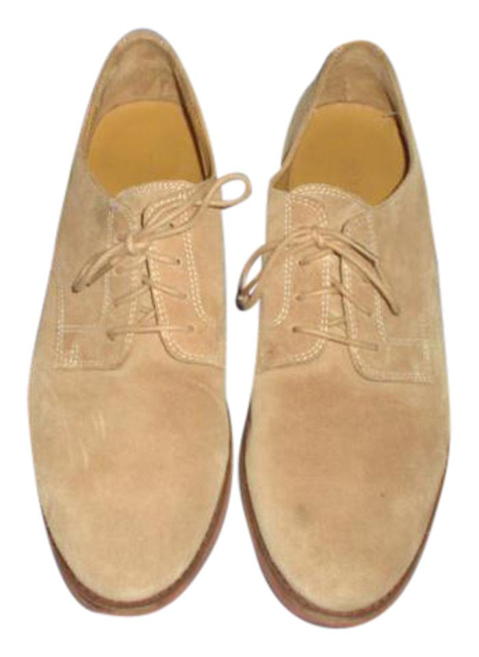 2dd7e63cf6 Cole Haan Tan Womens Lace Up Loafers Flats Size US 8.5 Regular (M, B ...