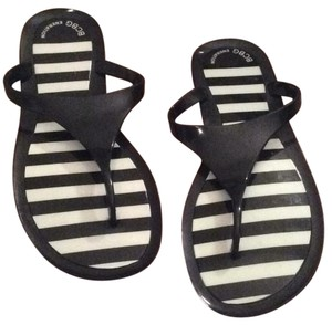 BCBGeneration black / white Sandals