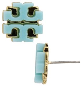 Tory Burch Tory burch Light Blue Stud earrings