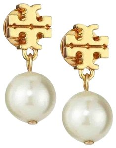 Tory Burch Tory burch Evie Pearl Drop Earrings