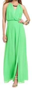 Vince Camuto Polyester Full-length Maxi 3542-0252 Dress