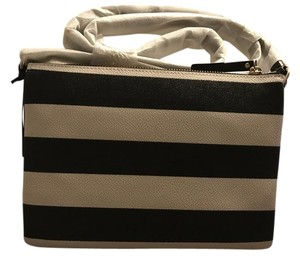 Kate Spade Glitter Sparkle Striped Cross Body Bag
