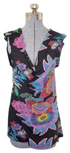 Desigual Sleeveless Top Multi