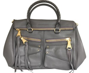 Aimee Kestenberg Satchel in Charcoal