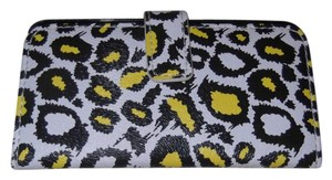 Other Cell Smart Phone Case Black White Leopard Wallet For iPhone 5 5S New